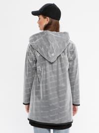 Neutral - Black - Multi - Fully Lined - Topcoat