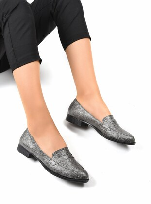 Silver - Shoes