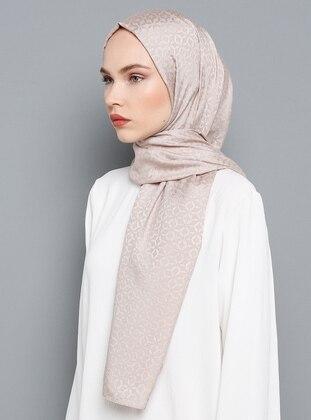 Rose - Printed - Shawl