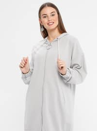 Gray -  - Sweat-shirt