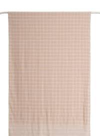 Beige - Printed - Shawl Wrap