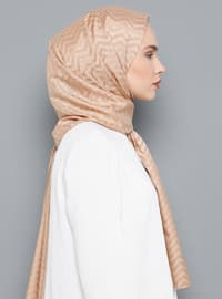 Camel - Plain - Shawl
