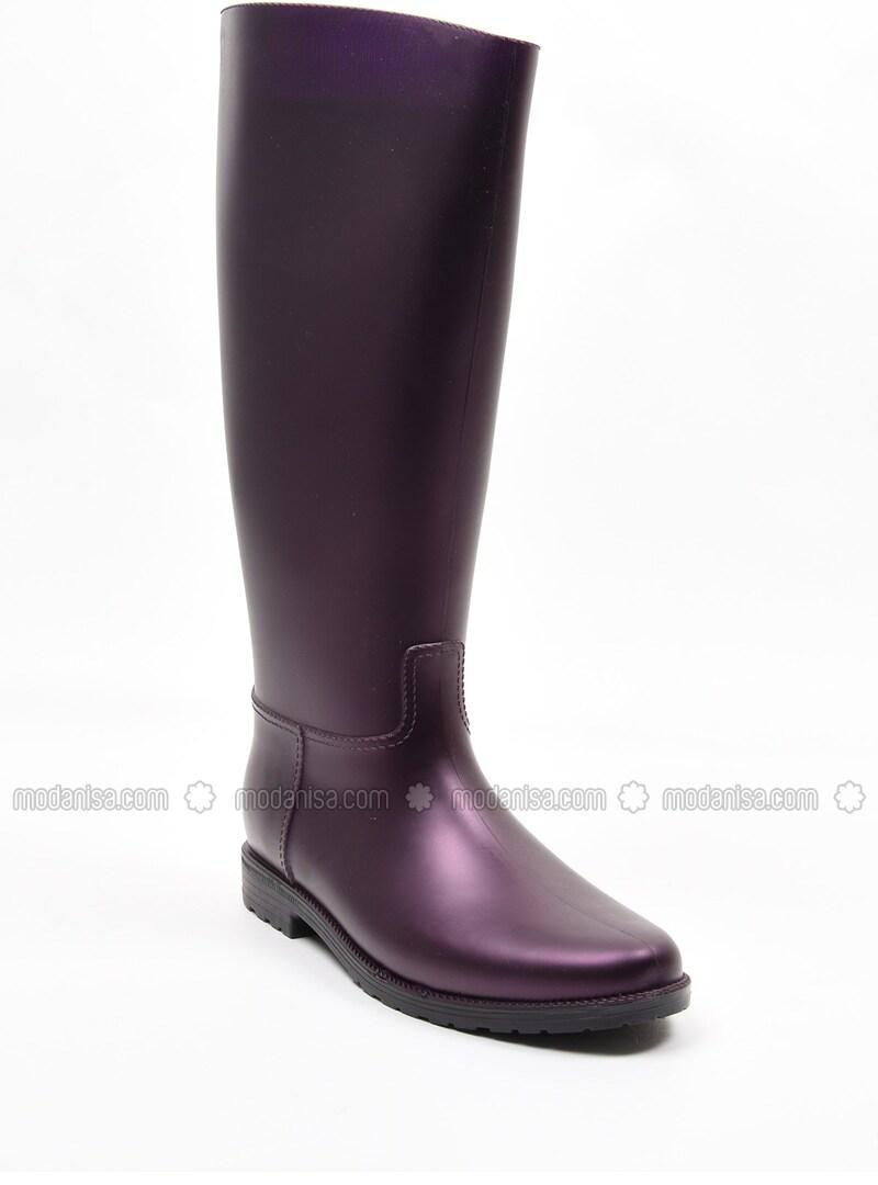 Purple - Boots