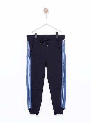 - Navy Blue - Boys` Sweatpants