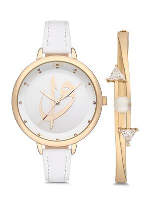 White - Watch - WatchArt