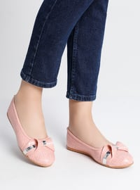 Powder - Powder - Flat - Flat Shoes