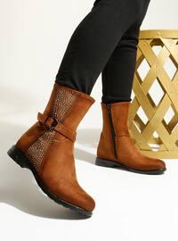 Tan - Boot - Tan - Boot - Boots