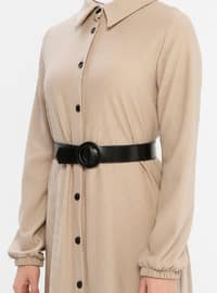 Stone - Point Collar - Unlined - Dress