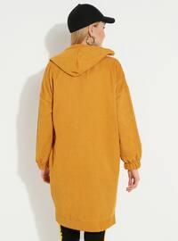 Mustard - Unlined - - Topcoat
