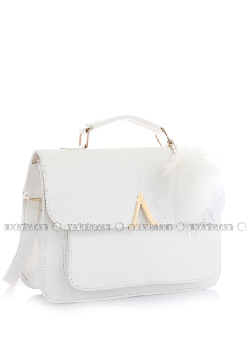 White Shoulder Bags
