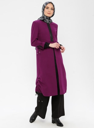 Fuchsia - Fully Lined - Wool Blend - Suit