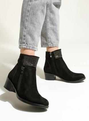 Black - Boot - Boots - Snox