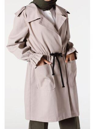 Stone - Trench Coat