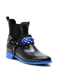 Saxe - Black - Boot - Boots