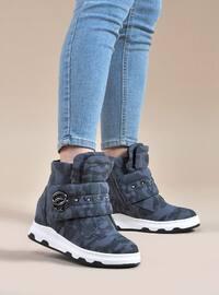 Blue - Boots