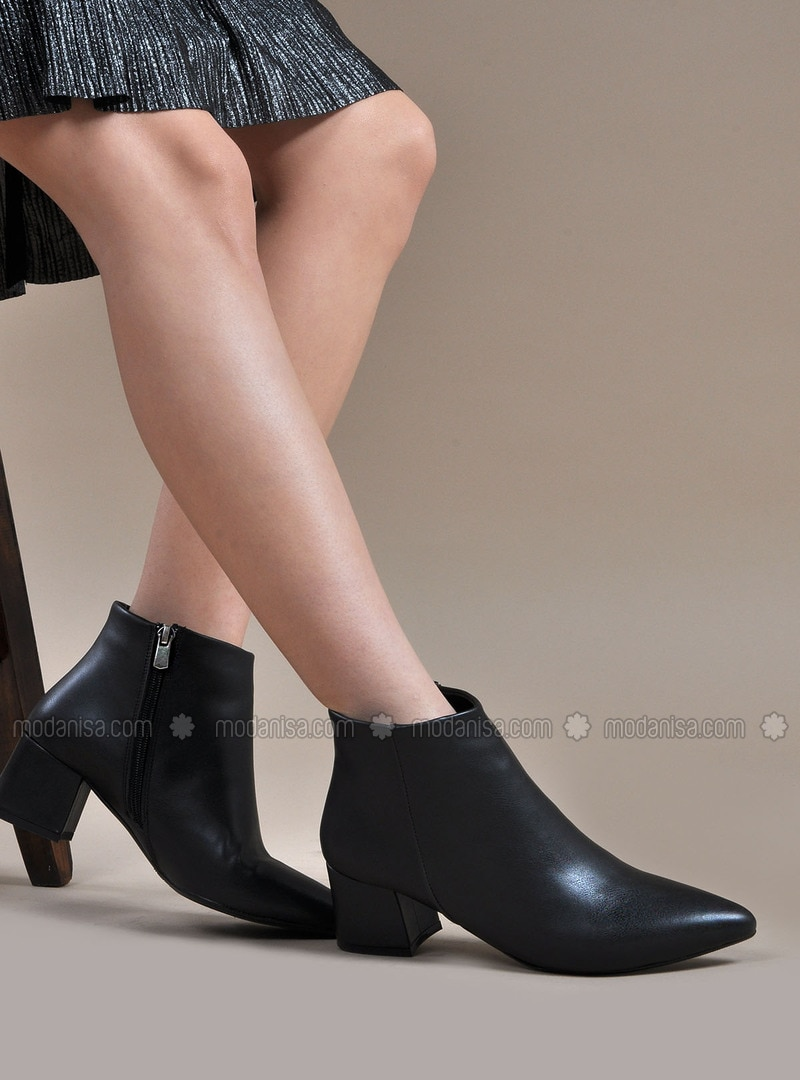 Black - Boots