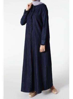 Blue - Abaya