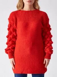 Red - Knitwear