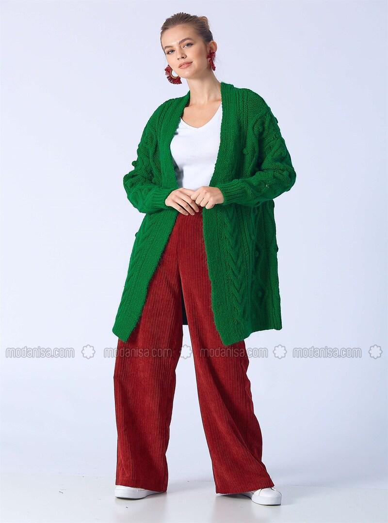 Green - Knitwear