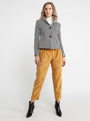 Mustard - Nylon - Pants