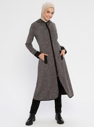 Brown - Unlined -  - Topcoat