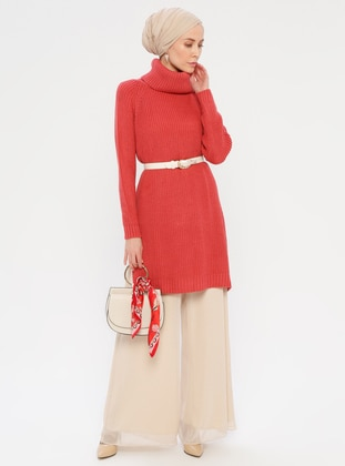 Coral - Knit Tunics