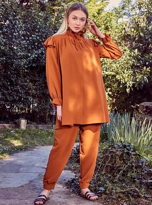 Cinnamon -  - Suit