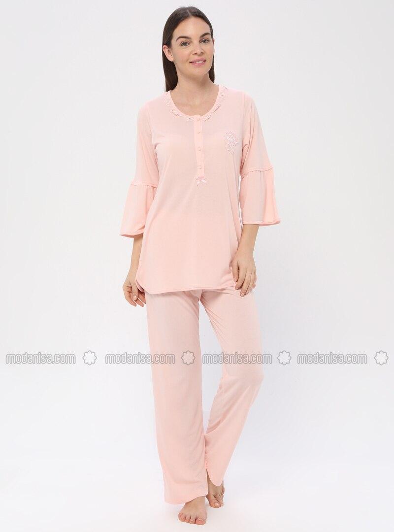 Powder - Crew neck - Viscose - Pyjama