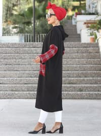 Red - Black - Tunic