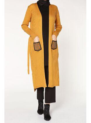 Mustard - Cardigan - Allday