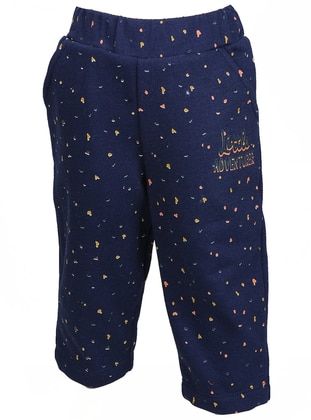 Multi -  - Navy Blue - Boys` Pants