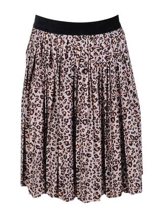 - Brown - Girls` Skirt