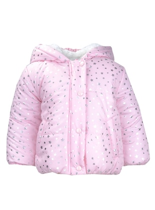 Fully Lined - Pink - Girls` Jacket