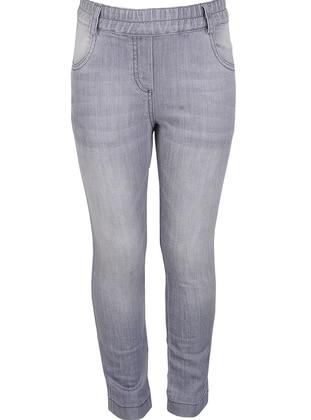 - Gray - Girls` Pants