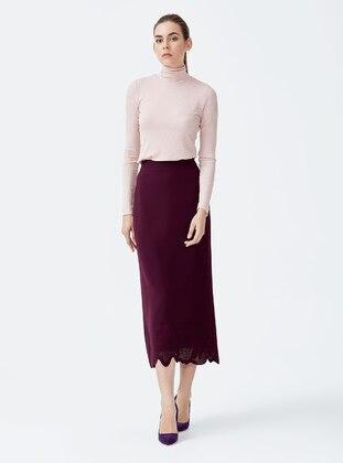 Plum - Skirt