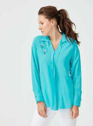 Turquoise - Blouses