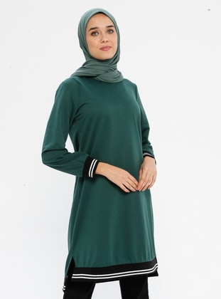 Emerald - Crew neck -  - Tunic