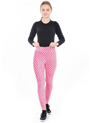 Pink -  - Legging