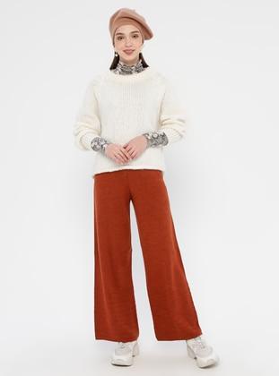 Cinnamon - Acrylic -  - Pants