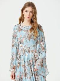 Blue - Dress