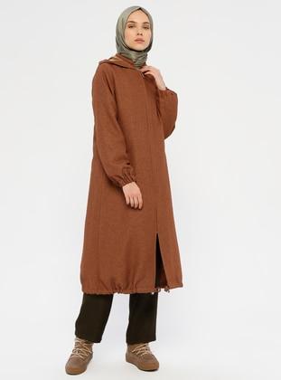 Camel - Fully Lined - Topcoat