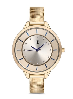 Gold - Watch - Lady Collection