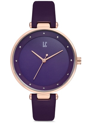 Purple - Watch - Lady Collection