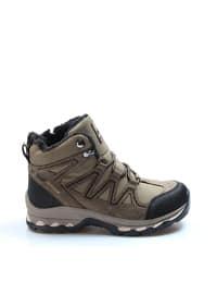 Black - Mink - Boot - Boots