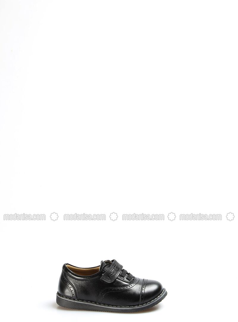 Black - Boys` Shoes