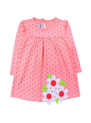 Multi -  - Pink - Baby Dress