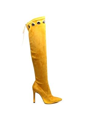 Mustard - Boot - Boots - ROVIGO