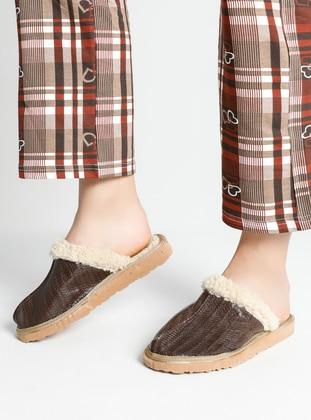 Brown - Brown - Sandal - Brown - Sandal - Brown - Sandal - Brown - Sandal - Brown - Sandal - Home Shoes