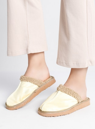 Yellow - Yellow - Sandal - Home Shoes