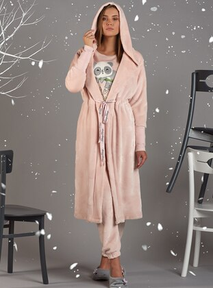 Pink - Morning Robe - Sevim